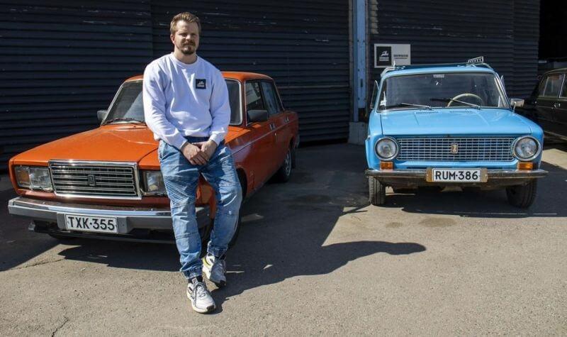 Ностальгия по-фински: Когда автопрокат советских LADA лучше карьеры чиновника