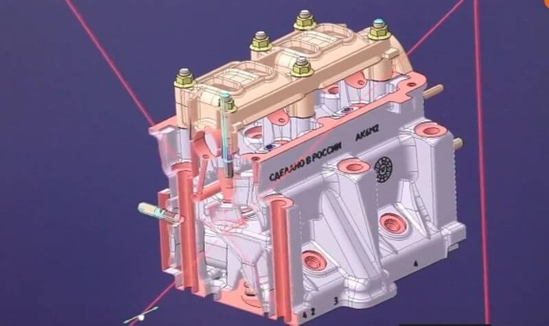 Новый базовый мотор для LADA Granta по версии АВТОВАЗа и блогера