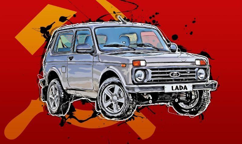 Почему британцы назвали LADA Niva «надежной, солидной, олдскульной и невероятно характерной»