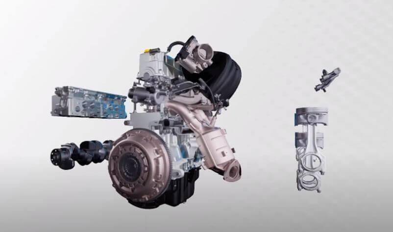Видео АВТОВАЗа: Новый 90-сильный мотор для Гранты и Ларгуса